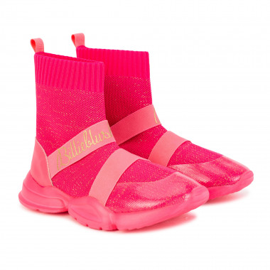 Sequined sock trainers BILLIEBLUSH for GIRL