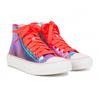Trainers with zip and laces BILLIEBLUSH for GIRL