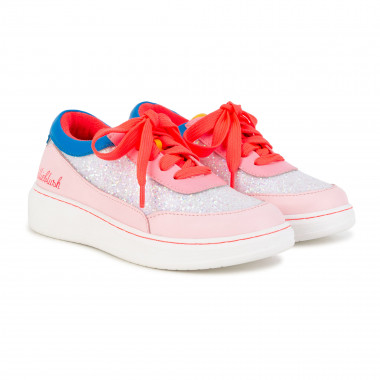 Low-top laced trainers BILLIEBLUSH for GIRL