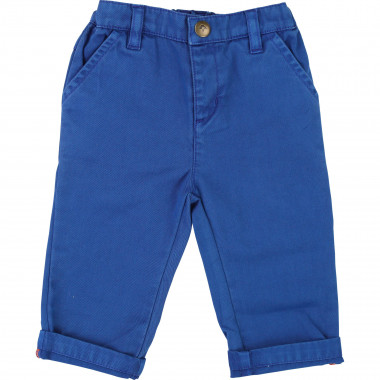 Chinos with elasticated waist BILLYBANDIT for BOY