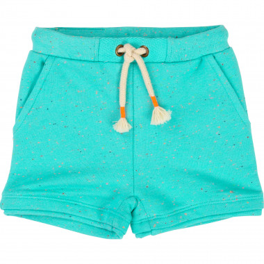 Fleece shorts with drawstrings BILLYBANDIT for BOY