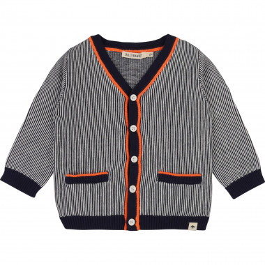 Cotton cardigan BILLYBANDIT for BOY