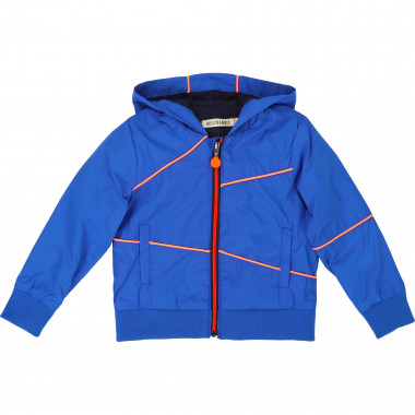 Waterproof hooded windbreaker BILLYBANDIT for BOY