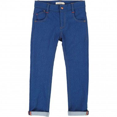 Trousers with rolled-up hem BILLYBANDIT for BOY