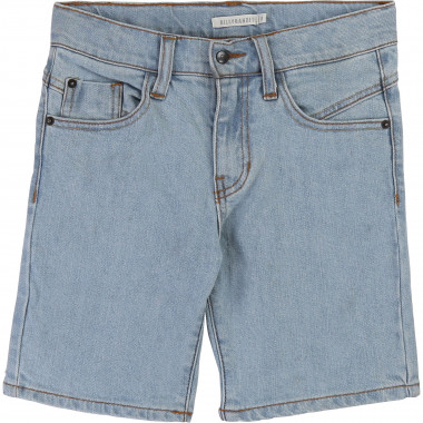 Jean shorts with trim BILLYBANDIT for BOY