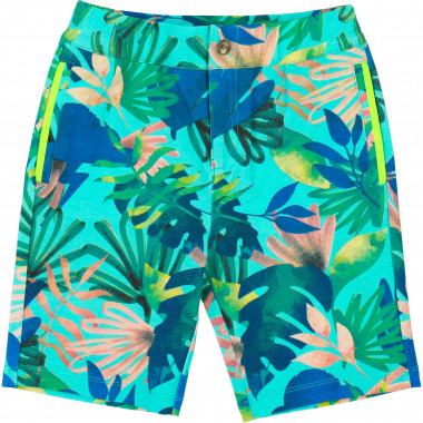 Multicolour print Bermudas BILLYBANDIT for BOY