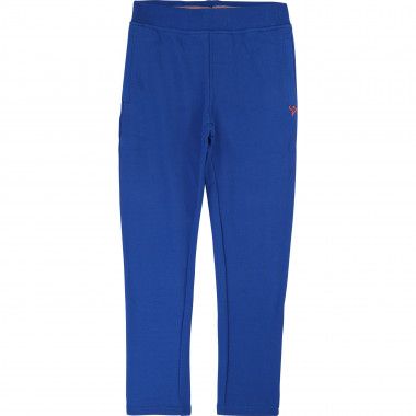 Fleece jogging trousers  for