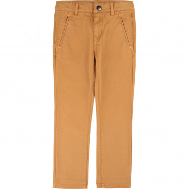 Twill chino trousers BILLYBANDIT for BOY