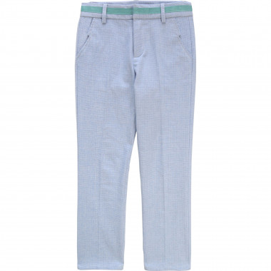 Formal cotton trousers BILLYBANDIT for BOY