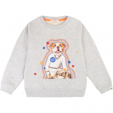 Illustration sweatshirt BILLYBANDIT for BOY