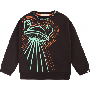 Phosphorescent sweatshirt BILLYBANDIT for BOY