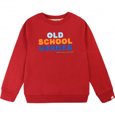 Printed cotton sweatshirt BILLYBANDIT for BOY