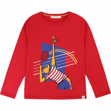 Printed cotton t-shirt BILLYBANDIT for BOY