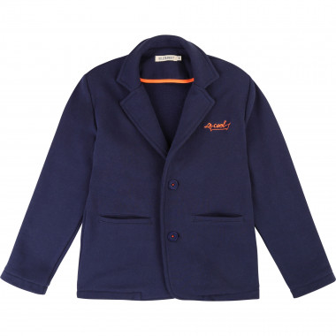 Fleece suit jacket BILLYBANDIT for BOY