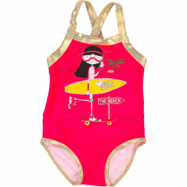 One-piece swimming costume LITTLE MARC JACOBS for GIRL