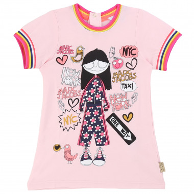 Jersey dress THE MARC JACOBS for GIRL