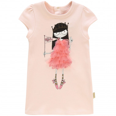 Short-sleeved dress LITTLE MARC JACOBS for GIRL