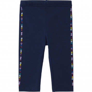 Stretch cotton leggings THE MARC JACOBS for GIRL