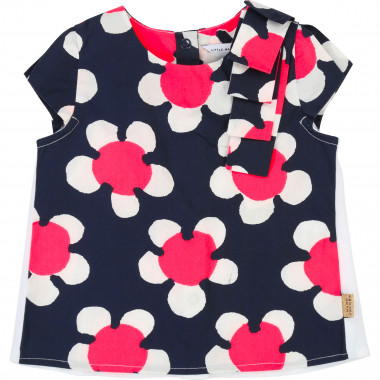 Daisy printed blouse LITTLE MARC JACOBS for GIRL