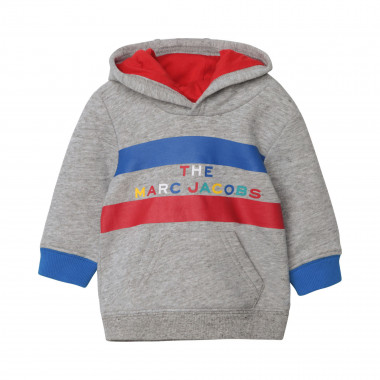 Multicolour hooded sweatshirt THE MARC JACOBS for BOY
