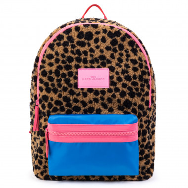 Printed sherpa rucksack THE MARC JACOBS for GIRL
