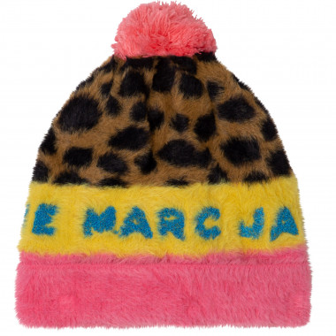 Jacquard knit hat THE MARC JACOBS for GIRL