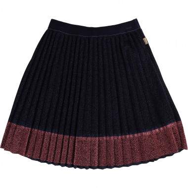 Pleated iridescent skirt LITTLE MARC JACOBS for GIRL