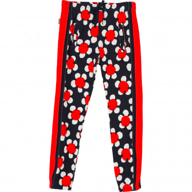 Floral jogging bottoms THE MARC JACOBS for GIRL