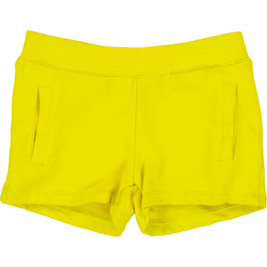 Fleece jogging shorts THE MARC JACOBS for GIRL