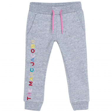 Fleece jogging bottoms THE MARC JACOBS for GIRL