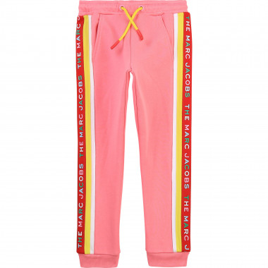 Fleece jogging trousers THE MARC JACOBS for GIRL