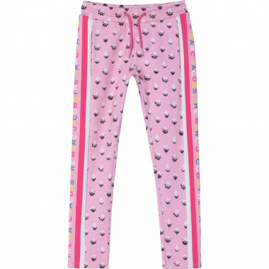 Striped jogging bottoms THE MARC JACOBS for GIRL