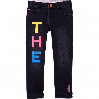 Slim denim trousers THE MARC JACOBS for GIRL