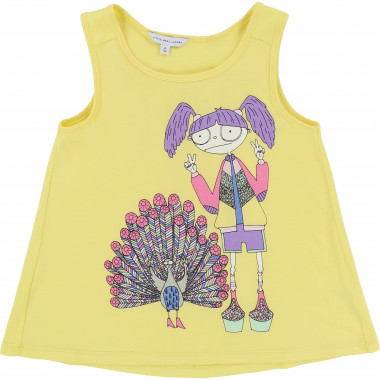 TANK TOP LITTLE MARC JACOBS for GIRL