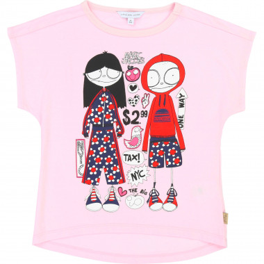Short-sleeved pattern T-shirt THE MARC JACOBS for GIRL