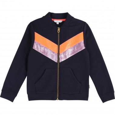 Sequined jogging jacket LITTLE MARC JACOBS for GIRL