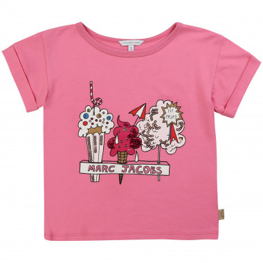 Novelty T-shirt THE MARC JACOBS for GIRL