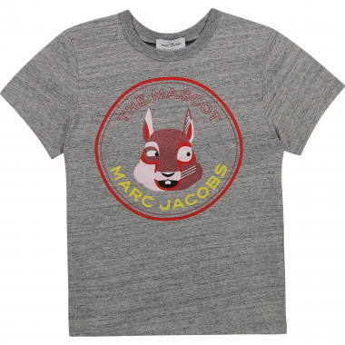 Organic cotton T-shirt THE MARC JACOBS for GIRL