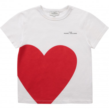 Short-sleeved T-shirt THE MARC JACOBS for GIRL