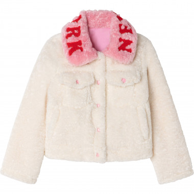 Faux fur jacket THE MARC JACOBS for GIRL