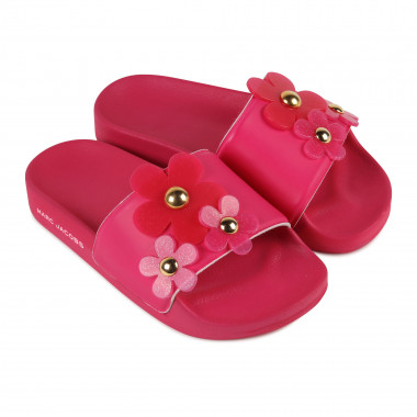 Novelty flip-flops LITTLE MARC JACOBS for GIRL