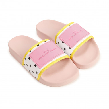 Patterned flip-flops THE MARC JACOBS for GIRL