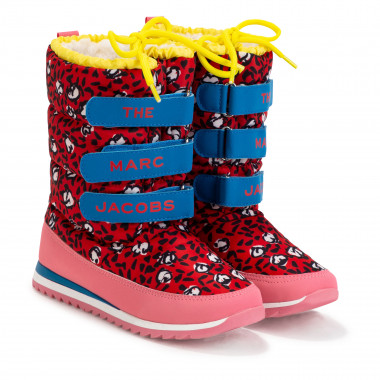 Printed moon boots THE MARC JACOBS for GIRL