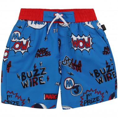 Printed swim shorts LITTLE MARC JACOBS for BOY