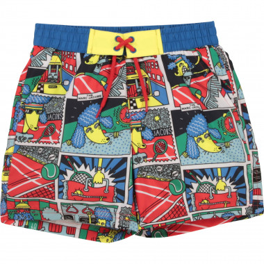 Printed bathing trunks THE MARC JACOBS for BOY