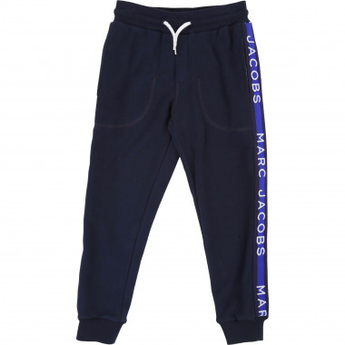 Jogging bottoms with bands LITTLE MARC JACOBS for BOY