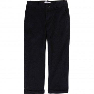 Trousers 100% cotton velvet LITTLE MARC JACOBS for BOY