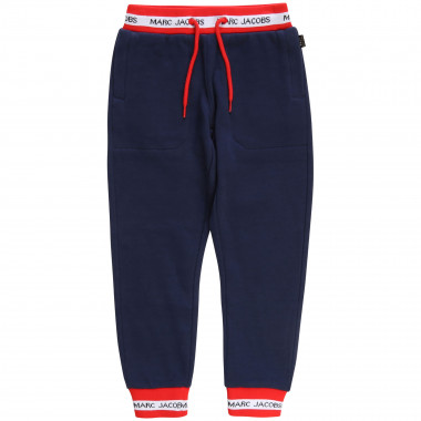 Fleece jogging trousers LITTLE MARC JACOBS for BOY