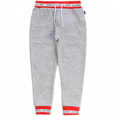 Fleece jogging trousers THE MARC JACOBS for BOY