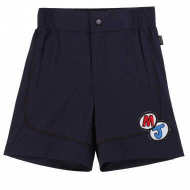 Bermuda shorts with patches LITTLE MARC JACOBS for BOY